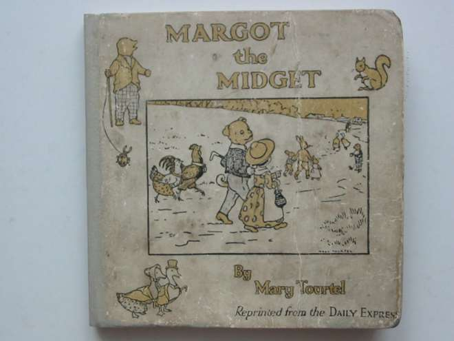 Photo of MARGOT THE MIDGET AND LITTLE BEAR'S CHRISTMAS written by Tourtel, Mary illustrated by Tourtel, Mary published by Thomas Nelson and Sons Ltd. (STOCK CODE: 653034)  for sale by Stella & Rose's Books