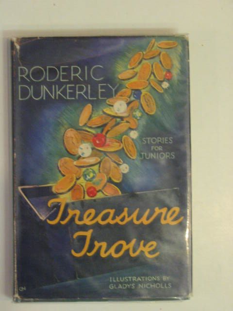 Photo of TREASURE TROVE written by Dunkerley, Roderic illustrated by Nicholls, Gladys published by Religious Education Press (STOCK CODE: 654382)  for sale by Stella & Rose's Books