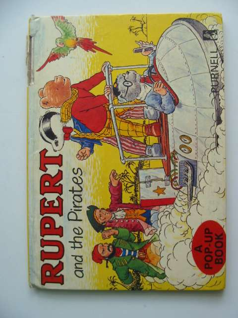 Photo of RUPERT AND THE PIRATES illustrated by Ireland, John published by Purnell (STOCK CODE: 660990)  for sale by Stella & Rose's Books