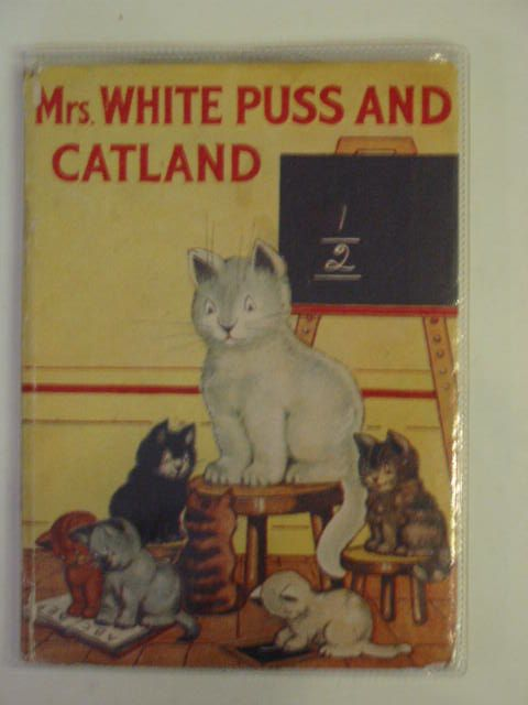 Photo of MRS. WHITE PUSS AND CATLAND written by Collier, Madeleine<br />Smith, D.M. Percy published by Lutterworth Press (STOCK CODE: 661839)  for sale by Stella & Rose's Books