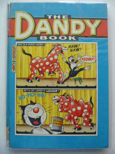 Photo of THE DANDY BOOK 1965 published by D.C. Thomson & Co Ltd. (STOCK CODE: 663037)  for sale by Stella & Rose's Books