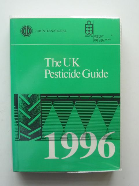 Photo of THE UK PESTICIDE GUIDE 1996 written by Whitehead, R. published by Cab International (STOCK CODE: 665066)  for sale by Stella & Rose's Books