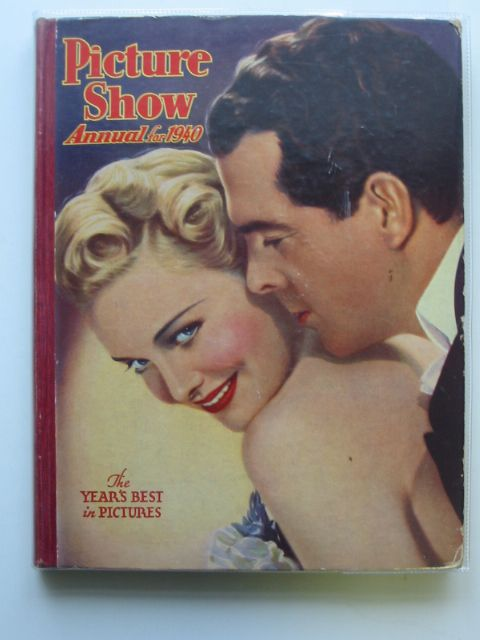 Photo of PICTURE SHOW ANNUAL 1940 published by The Amalgamated Press (STOCK CODE: 667385)  for sale by Stella & Rose's Books