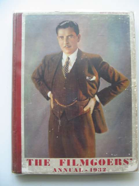 Photo of THE FILMGOERS' ANNUAL 1932 written by Mutch, William A. published by Simpkin, Marshall (STOCK CODE: 667404)  for sale by Stella & Rose's Books