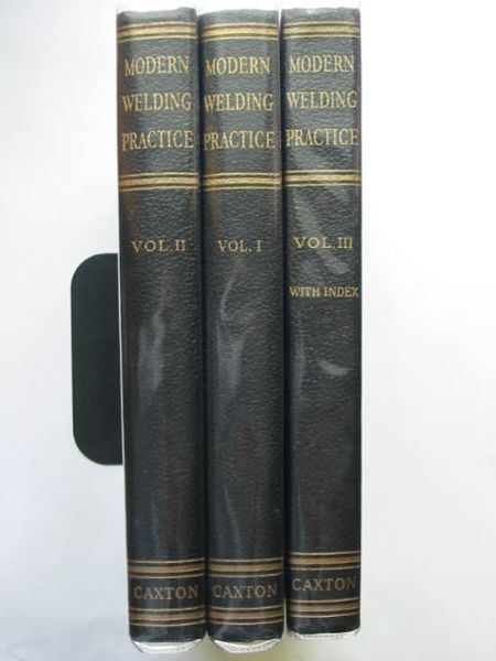 Photo of MODERN WELDING PRACTICE written by Oates, J.A. published by Caxton Publishing Company Limited (STOCK CODE: 667801)  for sale by Stella & Rose's Books
