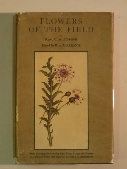 Photo of FLOWERS OF THE FIELD written by Johns, Rev C.A.<br />Blakelock, R.A. illustrated by Gwatkin, E.N. published by Routledge & Kegan Paul (STOCK CODE: 668936)  for sale by Stella & Rose's Books