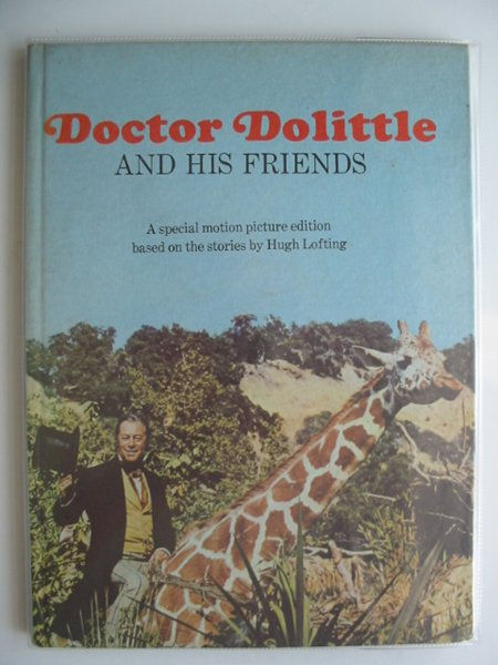 Photo of DOCTOR DOLITTLE AND HIS FRIENDS written by Berends, Polly Berrien illustrated by Jason, Leon published by Collins (STOCK CODE: 669353)  for sale by Stella & Rose's Books