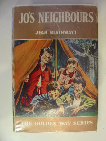 Photo of JO'S NEIGHBOURS written by Blathwayt, Jean published by Lutterworth Press (STOCK CODE: 670449)  for sale by Stella & Rose's Books