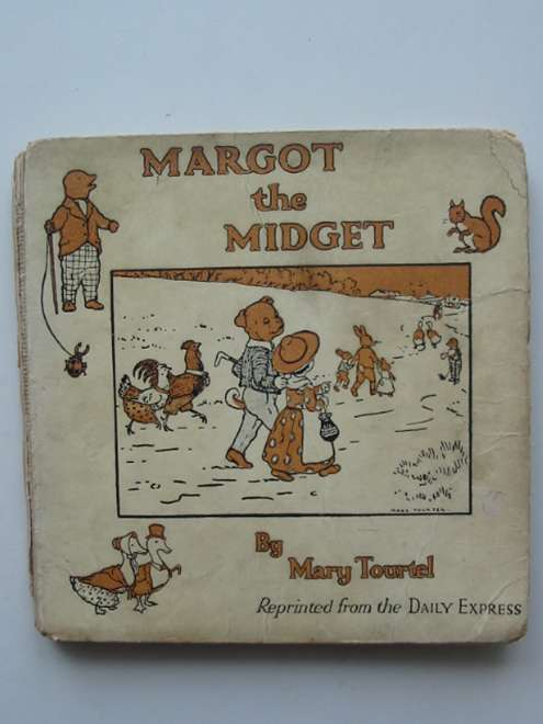Photo of MARGOT THE MIDGET AND LITTLE BEAR'S CHRISTMAS written by Tourtel, Mary illustrated by Tourtel, Mary published by Thomas Nelson and Sons Ltd. (STOCK CODE: 672659)  for sale by Stella & Rose's Books