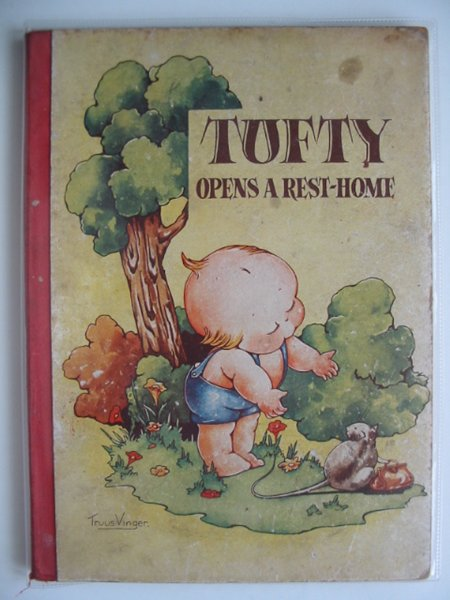 Photo of TUFTY OPENS A REST-HOME illustrated by Vinger, Truus published by Sandle Brothers Ltd. (STOCK CODE: 674950)  for sale by Stella & Rose's Books