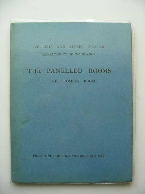 Photo of THE PANELLED ROOMS (6 VOLS) published by HMSO (STOCK CODE: 677770)  for sale by Stella & Rose's Books