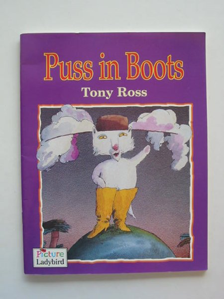 Photo of PUSS IN BOOTS written by Ross, Tony illustrated by Ross, Tony published by Ladybird Books (STOCK CODE: 677854)  for sale by Stella & Rose's Books
