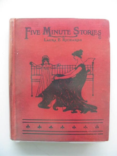 Photo of FIVE MINUTE STORIES written by Richards, Laura E. illustrated by Wheelan, A.R.<br />Barry, E.B.<br />et al.,  published by H.R. Allenson (STOCK CODE: 677856)  for sale by Stella & Rose's Books