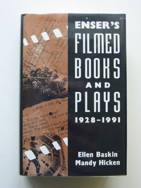 Photo of ENSER'S FILMED BOOKS AND PLAYS written by Baskin, Ellen<br />Hicken, Mandy published by Ashgate (STOCK CODE: 680651)  for sale by Stella & Rose's Books