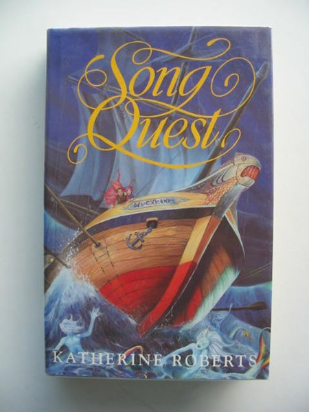 Photo of SONGQUEST written by Roberts, Katherine published by Element (STOCK CODE: 682891)  for sale by Stella & Rose's Books