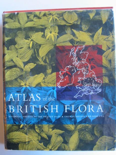 Photo of ATLAS OF THE BRITISH FLORA written by Perring, F.H.<br />Walters, S.M. published by Thomas Nelson and Sons Ltd. (STOCK CODE: 684862)  for sale by Stella & Rose's Books