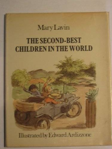 Photo of THE SECOND-BEST CHILDREN IN THE WORLD written by Lavin, Mary illustrated by Ardizzone, Edward published by Longman Young Books (STOCK CODE: 685211)  for sale by Stella & Rose's Books