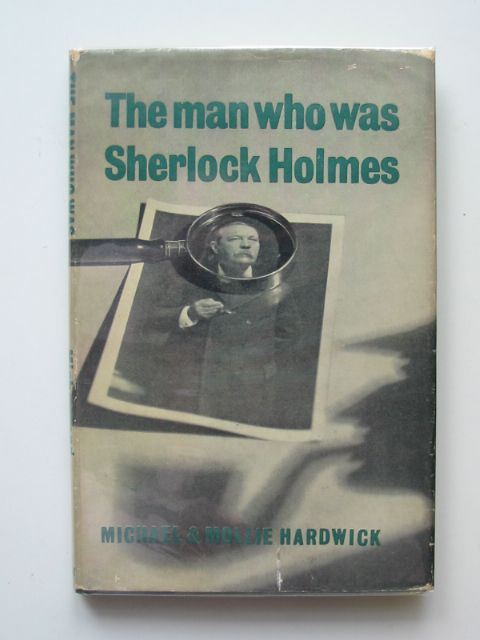 Photo of THE MAN WHO WAS SHERLOCK HOLMES written by Hardwick, Michael<br />Hardwick, Mollie published by John Murray (STOCK CODE: 688816)  for sale by Stella & Rose's Books