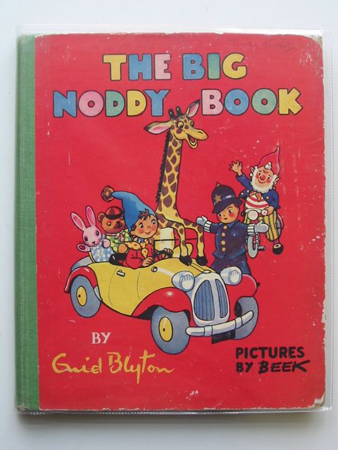 Photo of THE BIG NODDY BOOK- Stock Number: 689061