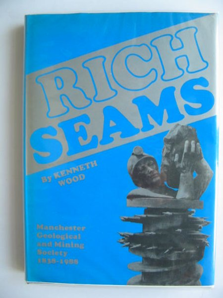 Photo of RICH SEAMS written by Wood, Kenneth published by The Institution Of Mining Engineers (STOCK CODE: 689165)  for sale by Stella & Rose's Books