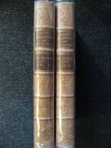 Photo of TRADITIONS OF LANCASHIRE written by Roby, J. published by Longman, Rees, Orme, Brown, and Green (STOCK CODE: 689590)  for sale by Stella & Rose's Books