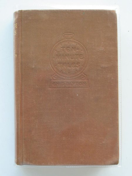 Photo of TEN-MINUTE TALES written by Blyton, Enid published by Methuen & Co. Ltd. (STOCK CODE: 689897)  for sale by Stella & Rose's Books