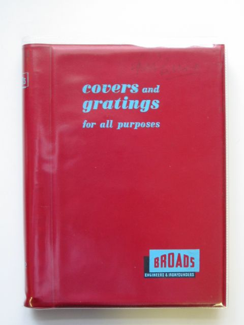 Photo of COVERS AND GRATINGS FOR ALL PURPOSES published by Broads (STOCK CODE: 691353)  for sale by Stella & Rose's Books