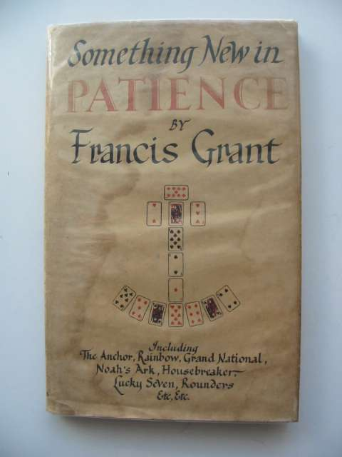 Photo of PATIENCE written by Grant, P. Francis published by Geoffrey Bles (STOCK CODE: 691450)  for sale by Stella & Rose's Books