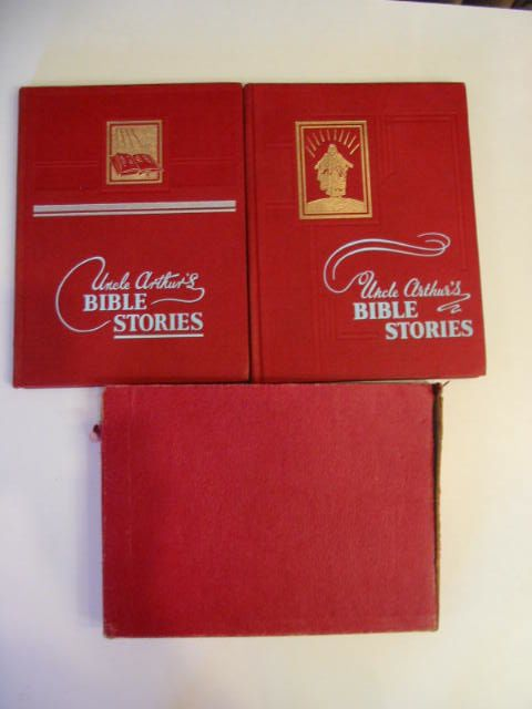 Photo of UNCLE ARTHUR'S BIBLE STORIES written by Maxwell, Arthur S. published by The Stanborough Press Ltd. (STOCK CODE: 692625)  for sale by Stella & Rose's Books