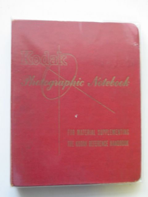 Photo of KODAK PHOTOGRAPHIC NOTEBOOK published by Kodak (STOCK CODE: 692897)  for sale by Stella & Rose's Books