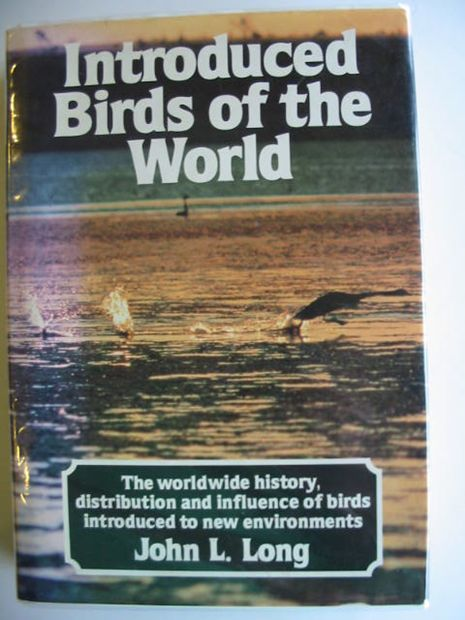 Photo of INTRODUCED BIRDS OF THE WORLD written by Long, John L. illustrated by Tingay, Susan published by David & Charles (STOCK CODE: 693038)  for sale by Stella & Rose's Books