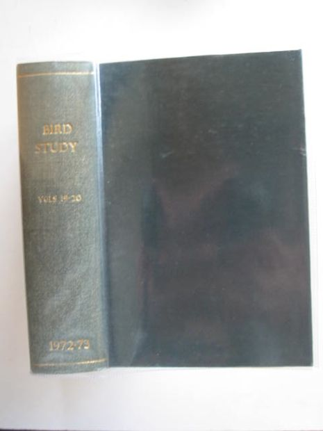 Photo of BIRD STUDY VOLS. 19-20 written by Flegg, J.J.M.<br />Williamson, Kenneth published by British Trust for Ornithology (STOCK CODE: 696266)  for sale by Stella & Rose's Books