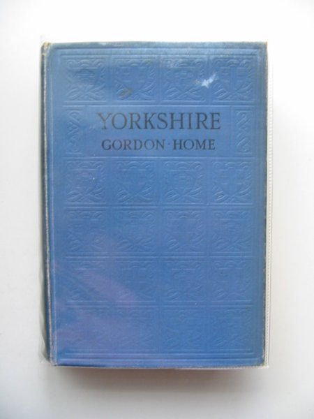 Photo of YORKSHIRE written by Home, Gordon illustrated by Home, Gordon published by A. & C. Black (STOCK CODE: 696412)  for sale by Stella & Rose's Books
