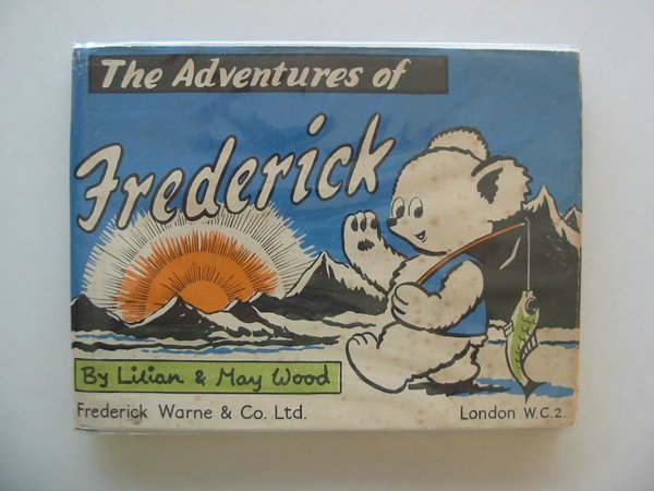 Photo of THE ADVENTURES OF FREDERICK written by Wood, Lilian<br />Wood, May published by Frederick Warne & Co Ltd. (STOCK CODE: 697179)  for sale by Stella & Rose's Books