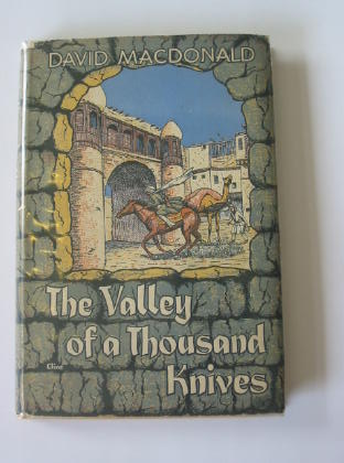 Photo of THE VALLEY OF A THOUSAND KNIVES written by MacDonald, David published by The Falcon Press (STOCK CODE: 701477)  for sale by Stella & Rose's Books