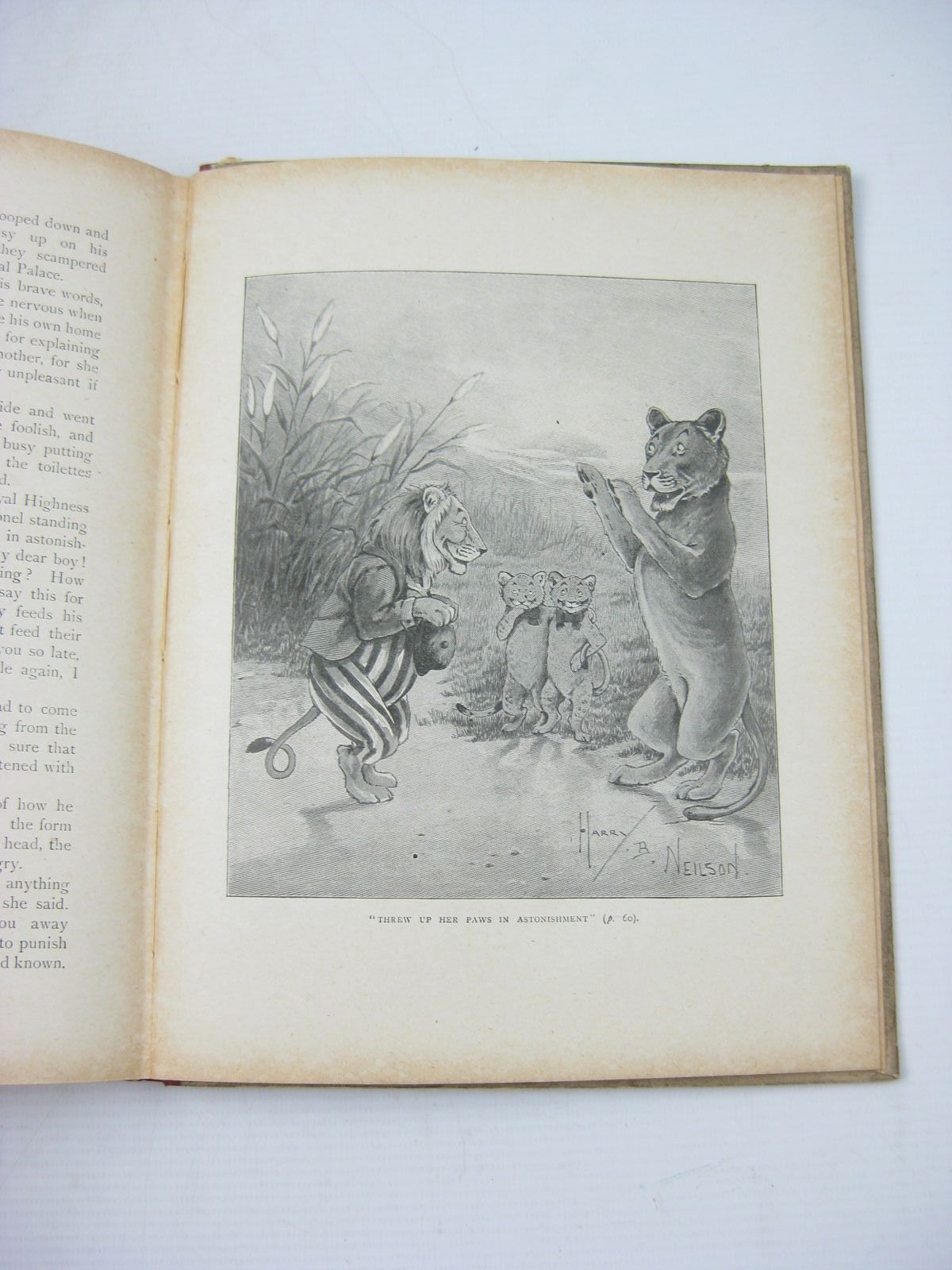 Photo of THE JUNGLE SCHOOL OR DR. JIBBER-JABBER BURCHALL'S ACADEMY written by Hamer, S.H. illustrated by Neilson, Harry published by Cassell & Company Ltd (STOCK CODE: 710177)  for sale by Stella & Rose's Books