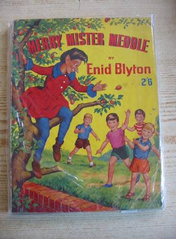 Photo of MERRY MISTER MEDDLE written by Blyton, Enid illustrated by Turvey, Rosalind M.<br />Mercer, Joyce published by George Newnes Ltd. (STOCK CODE: 711209)  for sale by Stella & Rose's Books