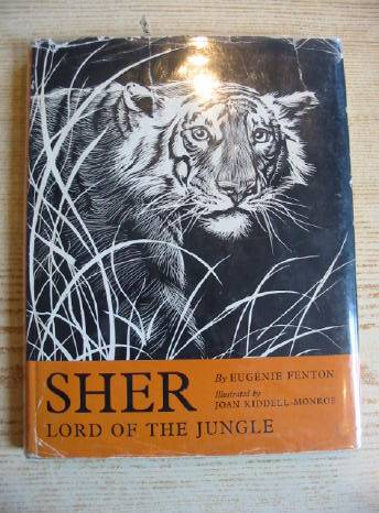 Photo of SHER LORD OF THE JUNGLE written by Fenton, Eugenie illustrated by Kiddell-Monroe, Joan published by Ernest Benn Limited (STOCK CODE: 712304)  for sale by Stella & Rose's Books