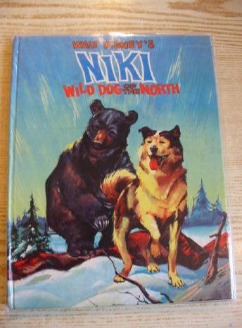 Photo of WALT DISNEY'S NIKI WILD DOG OF THE NORTH written by Disney, Walt<br />Dubois, Gaylord illustrated by Greene, Hamilton published by Purnell (STOCK CODE: 712352)  for sale by Stella & Rose's Books