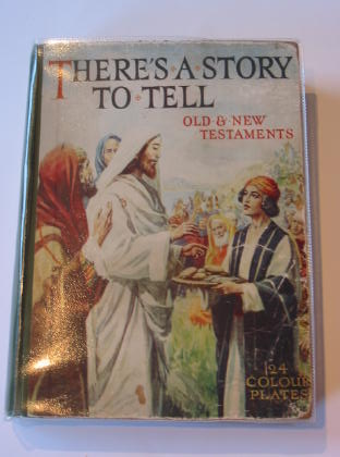 Photo of THERE'S A STORY TO TELL written by Winder, Blanche illustrated by Theaker, Harry G. published by Ward, Lock & Co. Ltd. (STOCK CODE: 713371)  for sale by Stella & Rose's Books