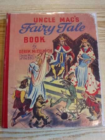 Photo of UNCLE MAC'S FAIRY TALE BOOK written by McCulloch, Derek illustrated by Meredith, Norman<br />et al.,  published by Sampson Low, Marston & Co. Ltd. (STOCK CODE: 714206)  for sale by Stella & Rose's Books
