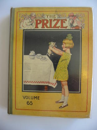 Photo of THE PRIZE VOLUME 65 published by Simpkin Marshall Ltd. (STOCK CODE: 717675)  for sale by Stella & Rose's Books