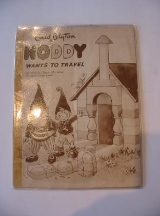 Photo of NODDY WANTS TO TRAVEL written by Blyton, Enid illustrated by Beek,  published by Chivers & Sons Ltd. (STOCK CODE: 718223)  for sale by Stella & Rose's Books