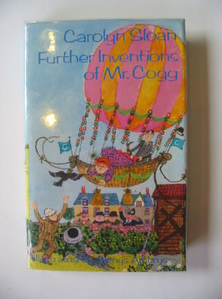 Photo of FURTHER INVENTIONS OF MR COGG written by Sloan, Carolyn illustrated by Ambrus, Glenys published by Macmillan Children's Books (STOCK CODE: 718478)  for sale by Stella & Rose's Books