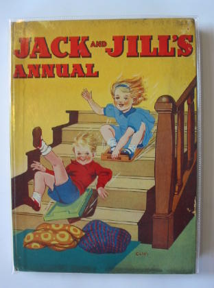 Photo of JACK AND JILL'S ANNUAL written by Delmont, James<br />Sackville, L.S.<br />et al,  published by C. Arthur Pearson Ltd. (STOCK CODE: 718667)  for sale by Stella & Rose's Books
