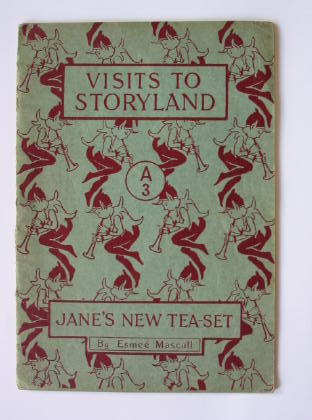 Photo of VISITS TO STORYLAND - NO. A3 written by Mascall, Esmee illustrated by Dawson, E.M. published by McDougall's Educational Co. Ltd. (STOCK CODE: 720330)  for sale by Stella & Rose's Books