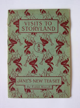 Photo of VISITS TO STORYLAND - NO. A3 written by Mascall, Esmee illustrated by Dawson, E.M. published by McDougall's Educational Co. Ltd. (STOCK CODE: 720336)  for sale by Stella & Rose's Books