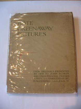 Photo of KATE GREENAWAY PICTURES written by Cundall, H.M. illustrated by Greenaway, Kate published by Frederick Warne & Co Ltd. (STOCK CODE: 721714)  for sale by Stella & Rose's Books