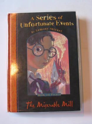 Photo of A SERIES OF UNFORTUNATE EVENTS: THE MISERABLE MILL written by Snicket, Lemony illustrated by Helquist, Brett published by Egmont Books Ltd. (STOCK CODE: 722557)  for sale by Stella & Rose's Books