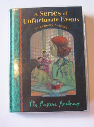 Photo of A SERIES OF UNFORTUNATE EVENTS: THE AUSTERE ACADEMY written by Snicket, Lemony illustrated by Helquist, Brett published by Egmont Books Ltd. (STOCK CODE: 722560)  for sale by Stella & Rose's Books